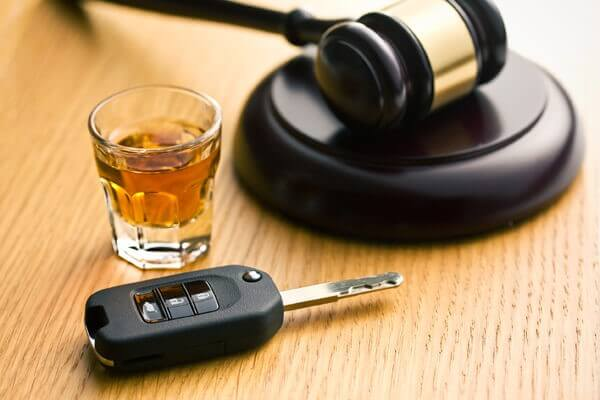 charged with drinking while driving industry