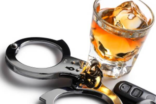getting out of DUI charges west hollywood