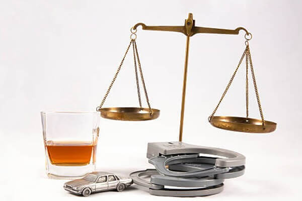 laws for DUI rolling hills estates