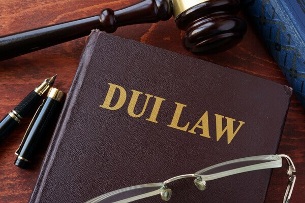 local DUI laws rolling hills estates