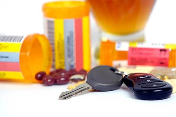 prescription drugs and driving hidden hills