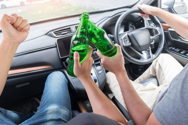 underage drinking and driving rosemead
